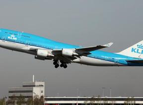 KLM neemt zondag afscheid van Boeing 747 met twee landingen op Schiphol