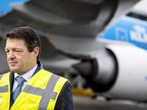 KLM-topman: 'Het is een illusie dat je muren kunt zetten om landen'