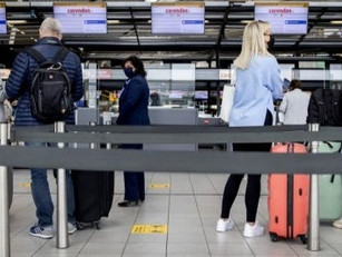 Most Europeans 'willing to travel' this summer