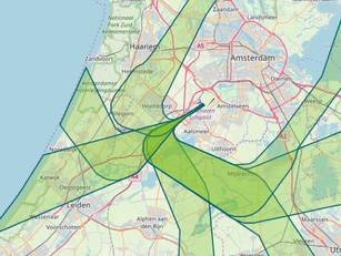 Vooruitblik vliegverkeer Schiphol - 18 t/m 24 mei