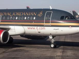 Royal Jordanian hervat passagiersvluchten naar Schiphol