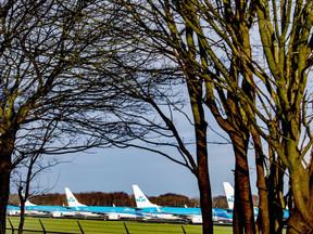 KLM vreest voor verdienmodel door eisen van Brussel aan steunpakket