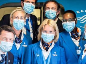 KLM wint Diamond Award als beste luchtvaartmaatschappij voor Health Safety