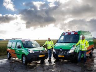 Schiphol en Nederlandse bouwbedrijven gaan strategische samenwerking aan