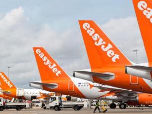EasyJet van Schiphol naar Canarische eilanden en Portugal
