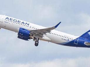 Aegean Airlines: Wel Schiphol en Brussel, geen Düsseldorf