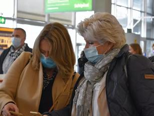 'Coronavrije' vliegvakantie naar Rhodos vertrokken: één achterblijver positief getest