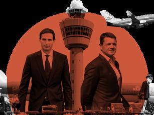 Hoe Hoekstra en KLM de 'bankiers van de lucht' in het gareel dwongen