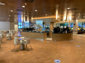 KLM Schengen crown lounge 25 langer open