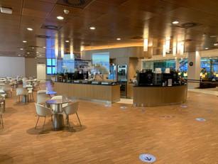 KLM Schengen crown lounge 25 langer open