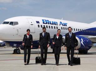 Blue Air start nog een lijndienst naar Schiphol