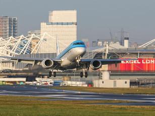 KLM weer terug op London City
