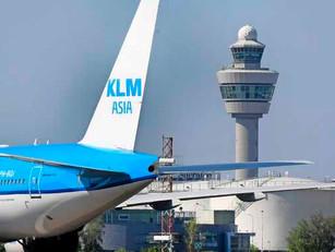 KLM vliegt door op Zuid-Amerika ondanks vliegverbod
