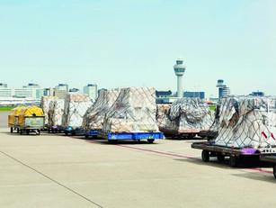 Vrachtvliegtuigen zetten Schiphol weer op vervoerswinst