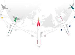 Britse concurrent Air France-KLM zet nog maar derde van vliegtuigen in
