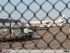 Schiphol uitgeroepen tot vrachtluchthaven van het jaar