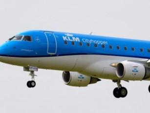 KLM terug op Belfast