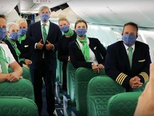 Transavia: Zomerboekingen fors in de lift, volledige vloot staat al klaar