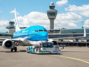 Schiphol: Halvering brandstofverbruik door duurzaam taxiën