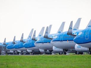 KLM wijt deel verlies aan Nederlandse testverplichtingen voor reizigers