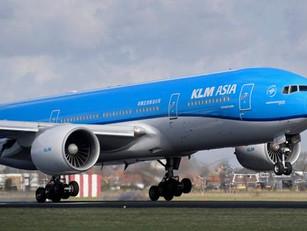 KLM mag opnieuw tijdelijk geen passagiers naar Hongkong vliegen
