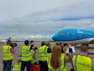 Na dertig jaar biedt KLM weer de lijndienst Schiphol - Belgrado aan