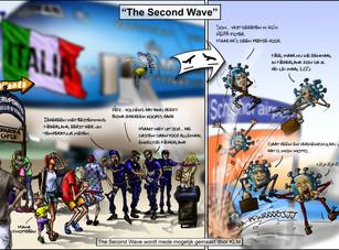 AVA & Vrijhaven | 'The second wave' mede mogelijk gemaakt door KLM