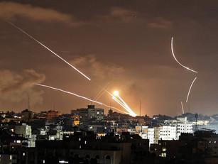 KLM schrapt vluchten naar Israël vanwege raketdreiging