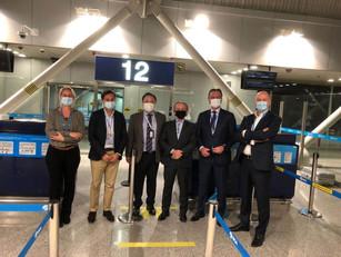 KLM hervat lijnvluchten naar Beijing