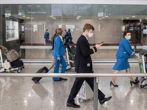 KLM mag geen passagiers naar Hongkong vliegen