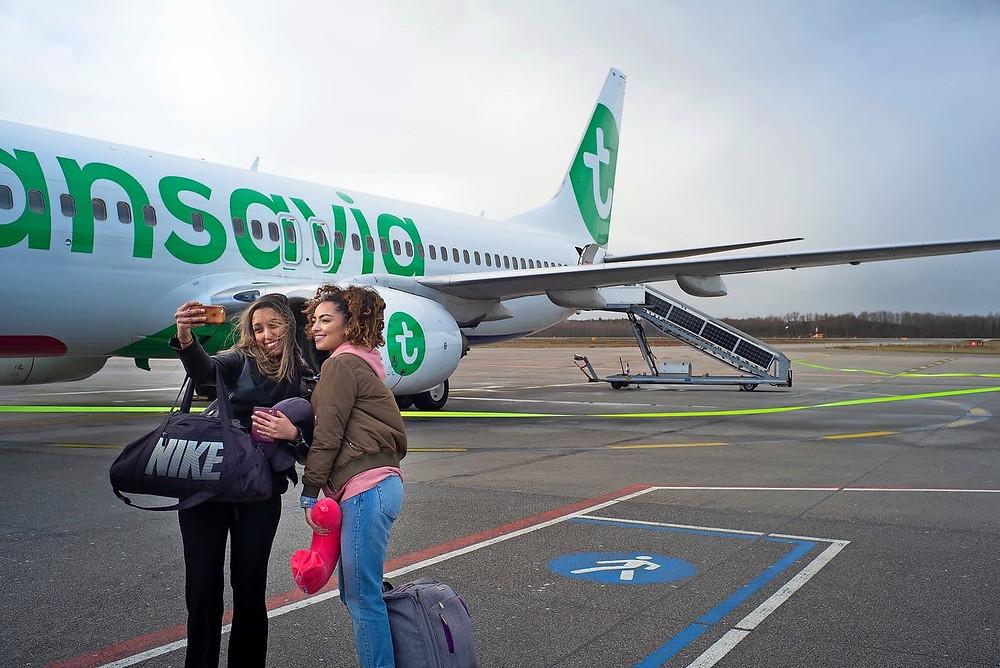 Reizigers kunnen bij Transavia Holidays 'zelf een volledige vakantie samenstellen met een vlucht, accommodatie en optioneel een huurauto, transfer of activiteit'