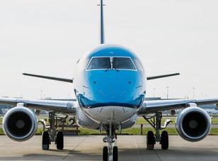 KLM welkom geheten op nieuwe bestemming Poznan
