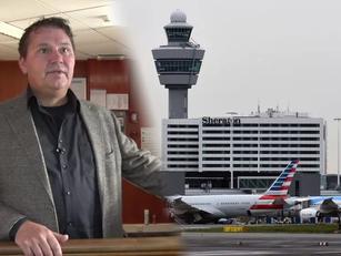 Hotelbranche Haarlemmermeer op omvallen door uitblijven van reizigers op Schiphol