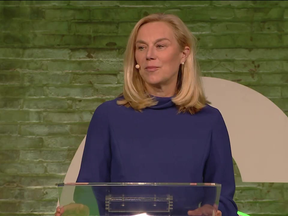 D66 rectificeert speech Sigrid Kaag