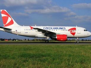 Czech Airlines hervat vluchten tussen Praag en Schiphol