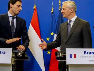 Frankrijk heeft deal voor hulp Air France-KLM, Nederland nog niet