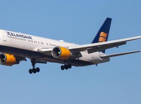 Icelandair: Wel naar Schiphol en Brussel, niet niet naar Düsseldorf