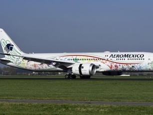 AeroMexico vanaf juli weer dagelijks met passagiers naar Schiphol