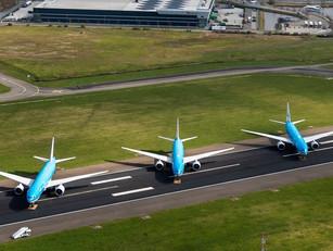 Komende week minder vluchten op Schiphol
