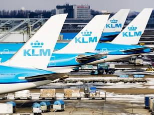 Reorganisatie KLM in uitvoering