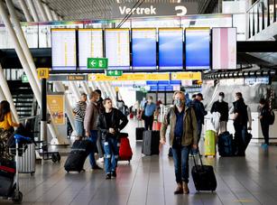De beveiligers op Schiphol voelen zich onveilig