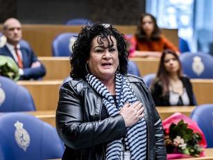 Caroline vd Plas: 'Miljarden voor KLM maar slachtoffers schietpartij Alphen wachten nog steeds'