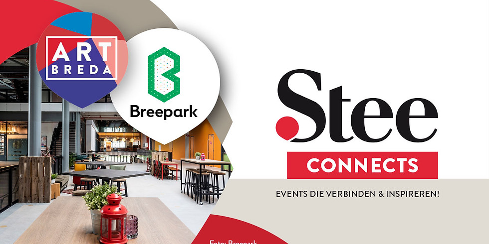 Stee Connects meets Art Breda