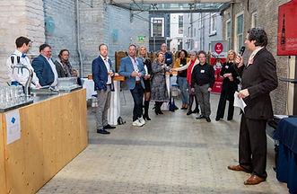 2019-03-28 Stee Connects Grote Kerk meet