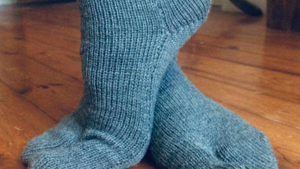 Two-Finger Socks