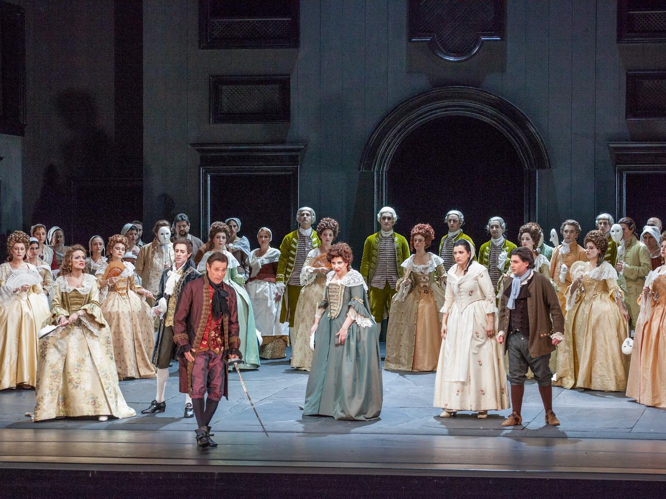 Caracterización óperas Bilbao