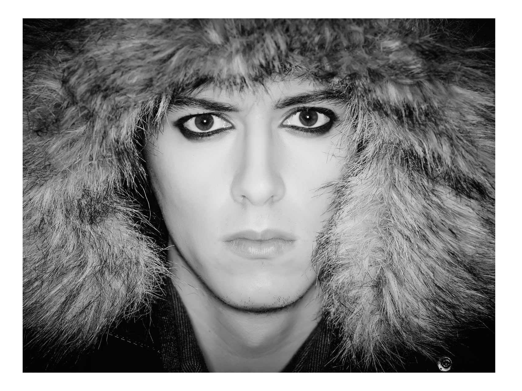photoshoot Alava moda maquillaje