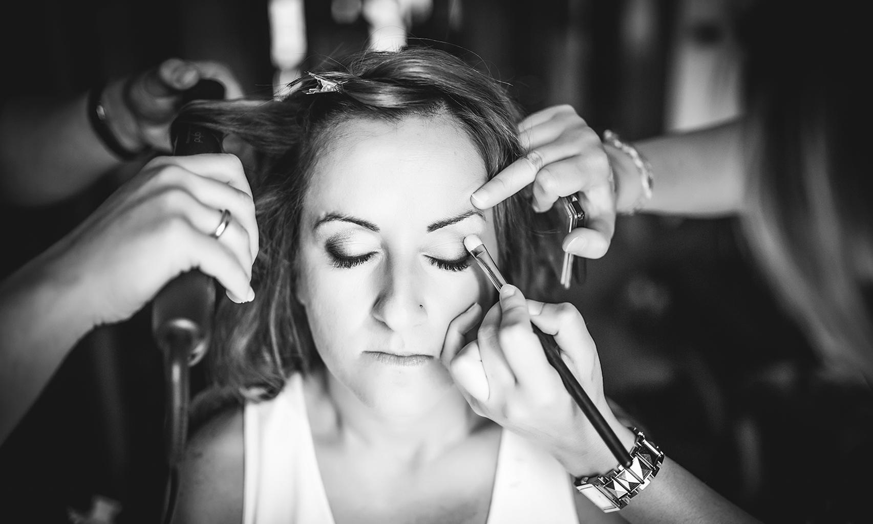maquilladora peluquera a domicilio