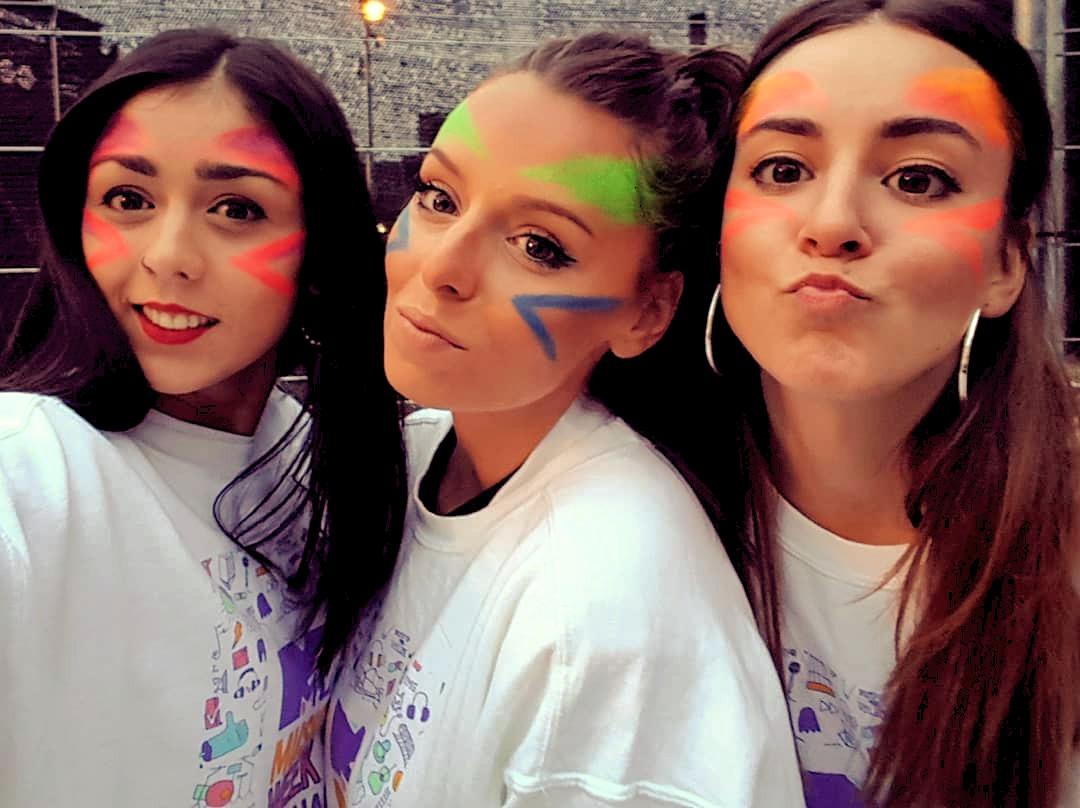 Maquillaje festival música Bilbao