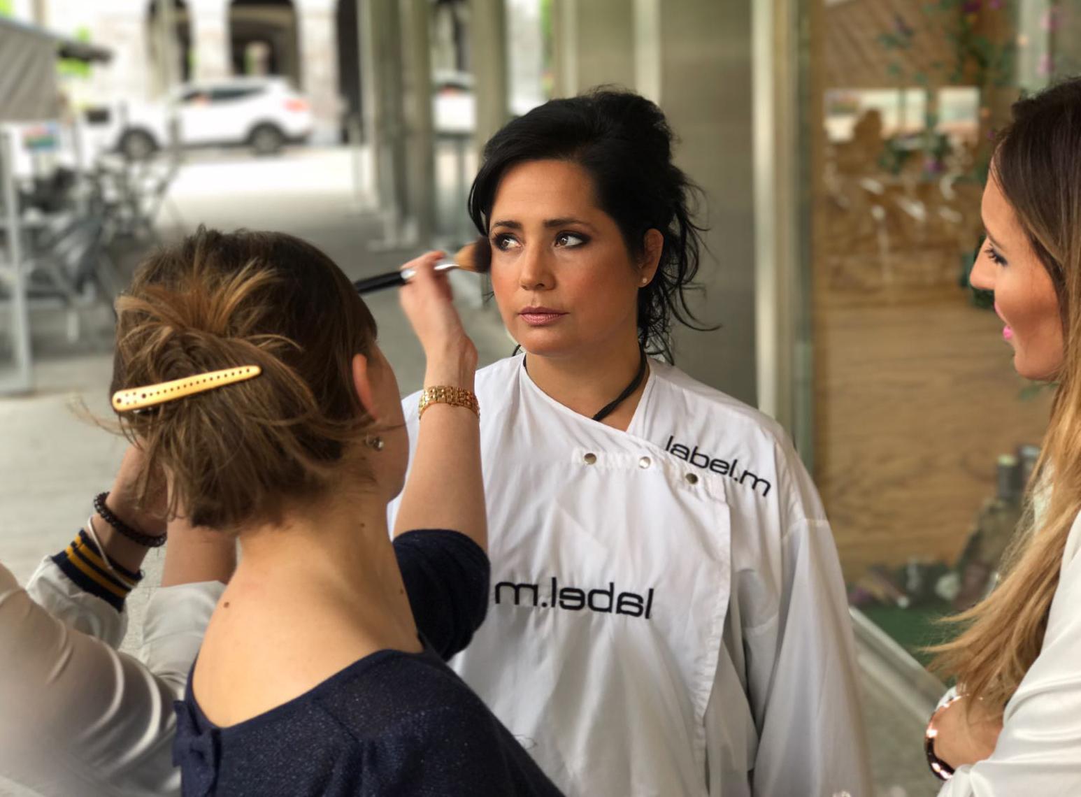 Cursos maquillaje profesional
